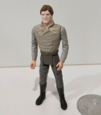 AU29 • Buy Vintage Star Wars Figure POTF Han Carbonate And Last 17 Collector Coin