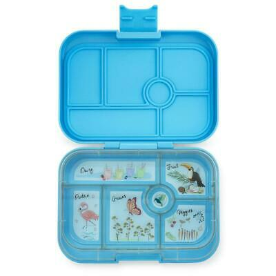 AU39.95 • Buy NEW Yumbox Original Lunch Box -  Bento Box - 6 Compartments - Nevis Blue
