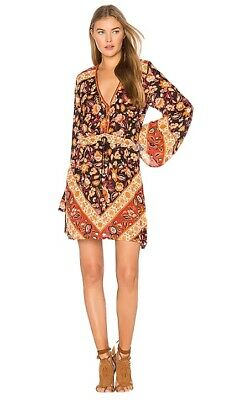 AU170 • Buy SPELL & The Gypsy Lolita Gown Rust Size S