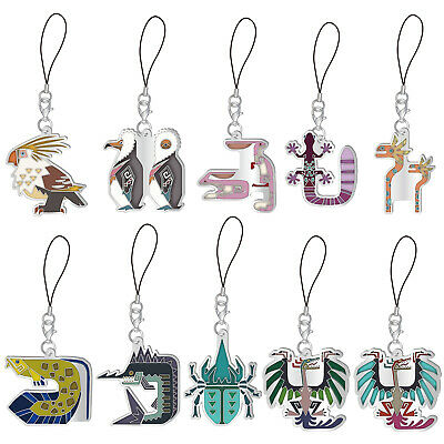 AU15 • Buy Capcom Monster Hunter Iceborne Stained Glass Type Mascot Collection