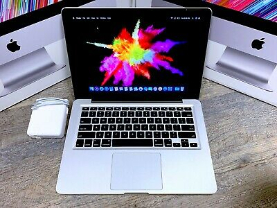 $649 • Buy Apple Macbook Pro 13 Inch / Os2019 Catalina / 3.1ghz Turbo / 3 Year Warranty!