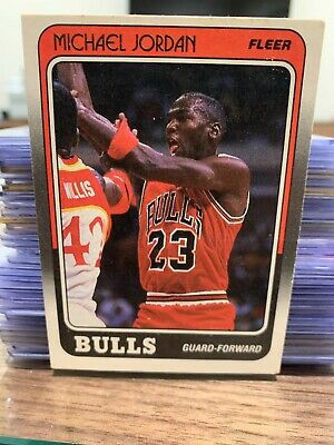 $4 • Buy Michael Jordan Cards Lot Fleer Topps Skybox *Pick A Card* Michael Jordan Cards