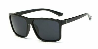 AU14.99 • Buy Polarized Mens Sunglasses Polarised New Style Square Frame Glasses Retro Eyewear