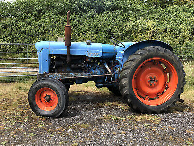Fordson Major Tractor • 2,200£