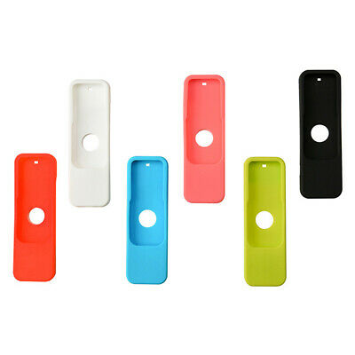 AU8.22 • Buy Remote Case Anti-Slip Silicone Cover Shockproof For Apple Tv 4th Generation New!