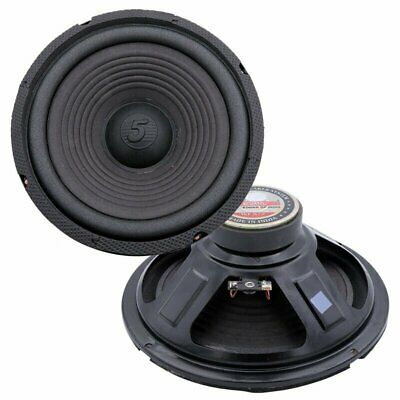 $ CDN20.05 • Buy 5 Core 8  SUB Woofer DRIVER  300W PMPO Replacement Car HOME DJ PRO AUDIO STEREO