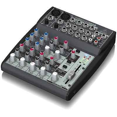 £69 • Buy Behringer XENYX 1002 10-Channel Mixing Desk