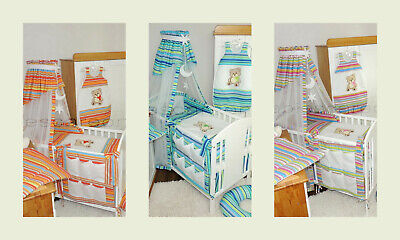 £2.99 • Buy Canopy Drape To Fit Baby Swinging Crib/Cradle/Basket/Cot 300cm Wide! S A L E !!!