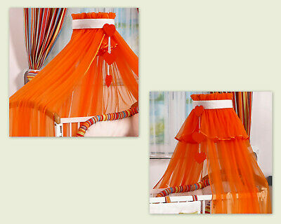 £1.99 • Buy CANOPY Drape To Fit Baby Swinging Crib/Cradle/Basket/Cot 480cm Wide! S A L E!!!