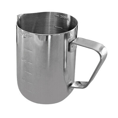 Crafts Wax Melting/Pouring Pitcher Jug - Stainless Steel Pot For Candle Making • 7.43£