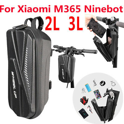 $16.59 • Buy Universal Storage Bag For Xiaomi M365 Ninebot Electric Scooter Front Carry Bag
