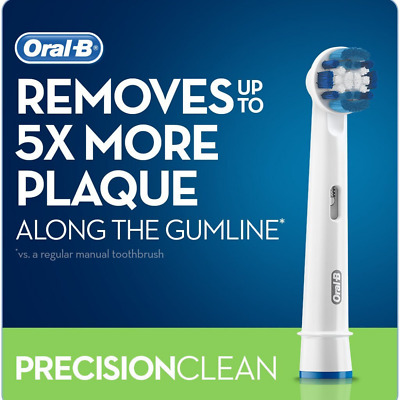 AU32.80 • Buy Oral B Genuine Replacement Toothbrush Heads Braun FAST DISPATCH