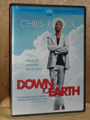 £6.37 • Buy Down To Earth (DVD, 2001, Widescreen Collection)