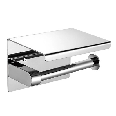 AU23.95 • Buy 304 Stainless Steel Toilet Paper Roll Holder Tissue Bath Accessory Storage Hooks