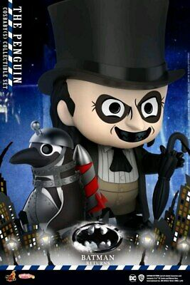 $ CDN58.33 • Buy Batman Returns - Penguin Cosbaby Set-HOTCOSB717-HOT TOYS