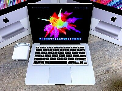 $599 • Buy Apple MacBook Pro 13 / 3.0GHz INTEL CORE TURBO / 500GB / 3 YEAR WARRANTY OS-2017