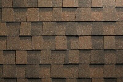 Red, Grey Sand, Autumn  Roofing Felt Shingles / Shed Roof Felt Tiles • 35£