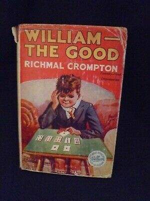 £18 • Buy WILLIAM THE GOOD RICHMAL CROMPTON 1953 HARDBACK In VERY GOOD CONDITION