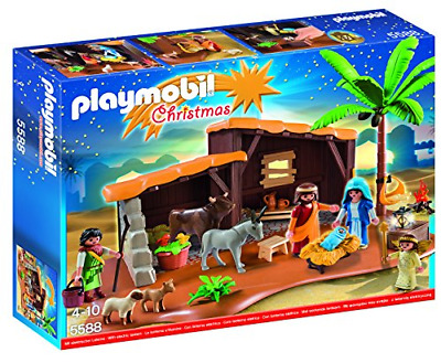 £190.21 • Buy PLAYMOBIL Nativity Stable With Manger