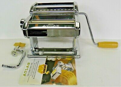 $59.33 • Buy Marcato Atlas  Model 150   Pasta Noodle Maker Machine  Used Lightly With Box