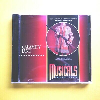 Calamity Jane 🎵 The Musicals Collection [Music CD] 🎵 • 11.77£