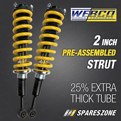 AU475 • Buy 50mm Front Complete Strut Lift Kit King Spring For Mitsubishi Triton ML MN 06-on