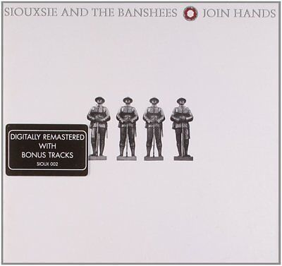 Siouxsie And The Banshees Join Hands Cd Rock New • 6.99£