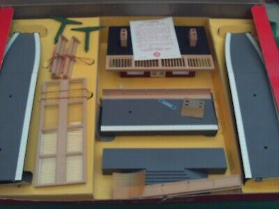Triang Vintage R.459 Large Station Set In Box Excellent Clean Condition • 54.99£