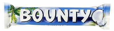 Bounty Milk Chocolate Bars - 24x57g • 24.99£