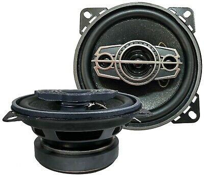 AU26.97 • Buy MB ACOUSTICS (2 Speakers)  4  Inches, 4-Way, 400W, Upgrade Factory Car Speakers