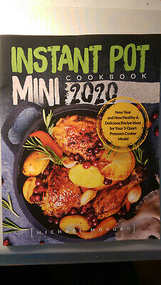 $9.99 • Buy Instant Pot Mini Cookbook 2020  Physical Book Not Download Free Shipping