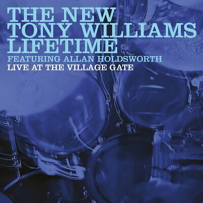 £5.95 • Buy The New Tony Williams Lifetime - Live At The Village Gate (2017)  CD  NEW/SEALED