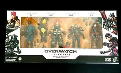 AU149.95 • Buy Overwatch Ultimates Carbon Series Figures NEW