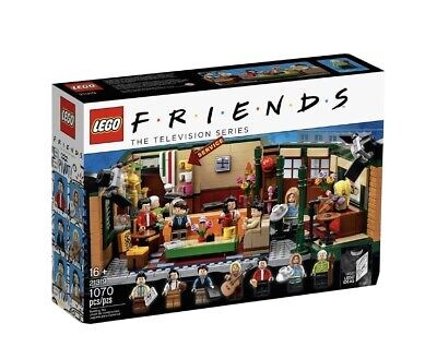 $89.99 • Buy LEGO Ideas Central Perk 21319 Friends The Television Series Brand New Sealed