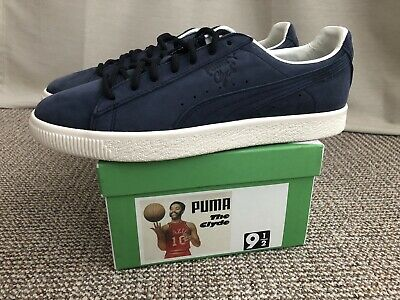 Puma Clyde Frosted MenTrainers Size UK 9.5 EUR 44 • 45£