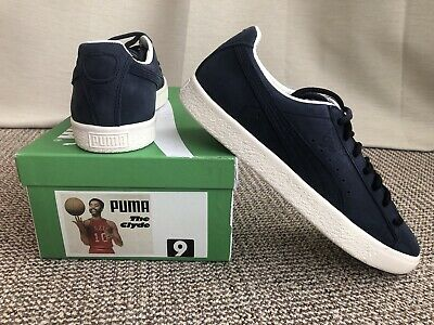 Puma Clyde Frosted MenTrainers Size UK 9 EUR 43 • 45£
