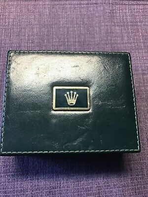 $ CDN67.94 • Buy Vintage Rolex Late 70's Leather Box ;67.00.03 Case .