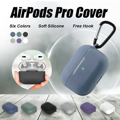 AU5.29 • Buy Ultra Thin Slim Soft Premium Silicone AirPod 3 Case Cover For Apple AirPods Pro