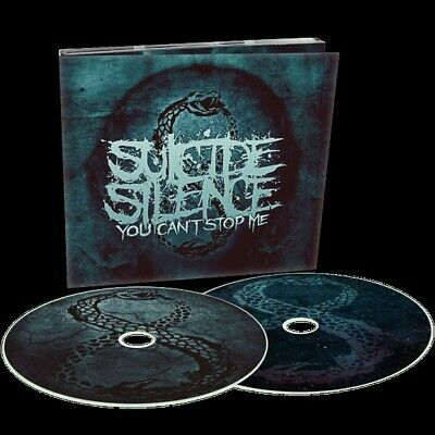 £8.05 • Buy Suicide Silence - You Can't Stop Me (2014)  CD+DVD  NEW/SEALED  SPEEDYPOST