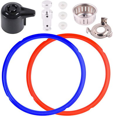 $15.86 • Buy Replacement Parts For Instant Pot Duo 5 6 Quart Qt With Sealing Ring Steam New