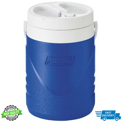 $20.99 • Buy Coleman 1-gallon Water Jug, Ice Chest Insulated Thermos