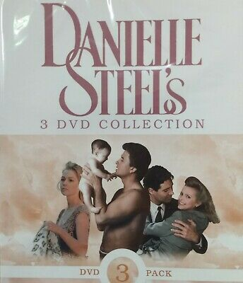 Danielle Steel 3 DVD Collection • 5.99£