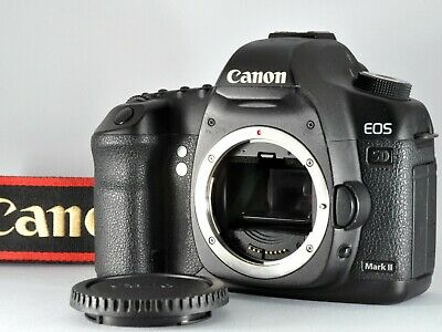 $ CDN808.37 • Buy CANON EOS 5D Mark II Full Frame 21.1MP DSLR Digital Camera From Japan Exc