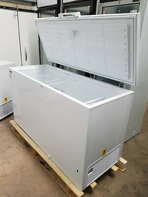 1.5m Commercial Chest Freezer White • 695£