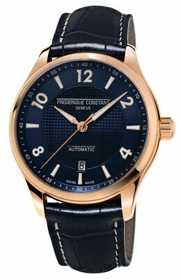 $997 • Buy Frederique Constant Runabout Automatic Blue Mens Watch LimitEdition FC-303RMN5B4