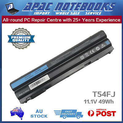 AU63.10 • Buy Battery For Dell Latitude E5420 E5430 E5520 E5530 E6420 E6430 E6440 E6520 E6530