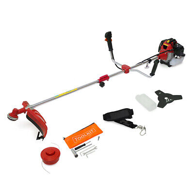 View Details PowerKing 52cc Garden Multi Tool 2in1 Petrol Brush Cutter Grass Trimmer • 78.99£