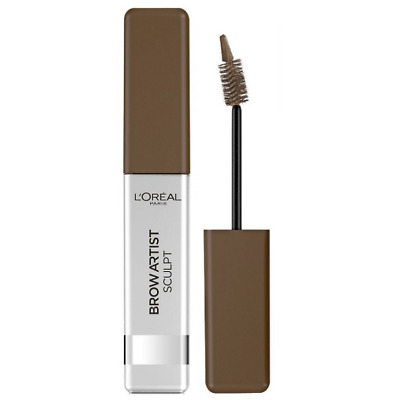 £3.24 • Buy Loreal 2 In 1 Brow Artist Sculpt Eyebrow Mascara - 03 Cool Brunette