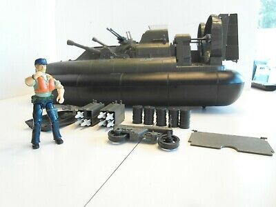 $ CDN280 • Buy (REDUCED) GI Joe Whale Hovercraft Vehicle Almost  Complete With Slight Damage.