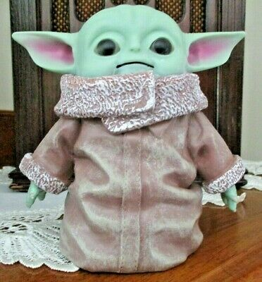 """$24.99 • Buy Disney """"The Child"""" 5 1/2"""" ~Baby Yoda~from The Mandalorian Star Wars Toy Action"""